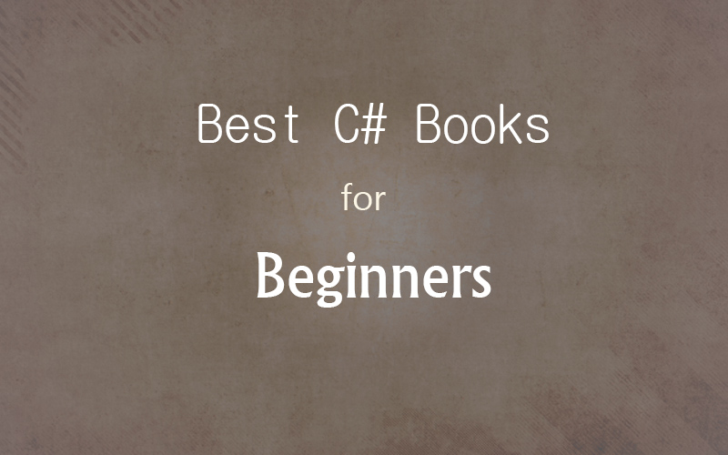 Best C Sharp Books For Beginners